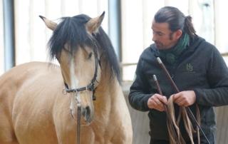 Horst Becker mit Armani